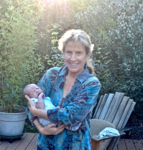 Sally with baby – Version 4